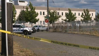 Man armed with rifle, fire bombs attacking ICE detention center fatally shot by police