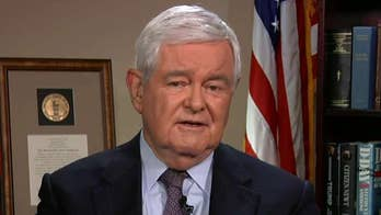 Biden 'smart' to play on the popularity of Obama, Newt Gingrich says