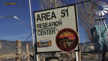 Area 51 expert on social media campaign to 'storm' top-secret site: Military won't let anyone get close