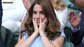 Kate Middleton exhibits hilarious facial expressions watching historic Wimbledon match