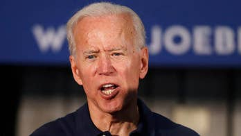 Biden echoes maligned Obama quote: 'If you like your health care plan … you can keep it'