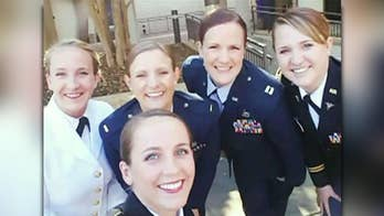 Sisters in the service: Five Utah sisters all serve in US military