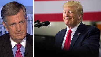 Brit Hume questions President Trump's decision to get in the middle of Democrats' rift