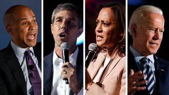 Fundraising totals reveal five-way Dem race