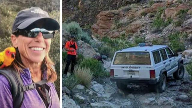 Daughter of missing camper on frantic search for her mother