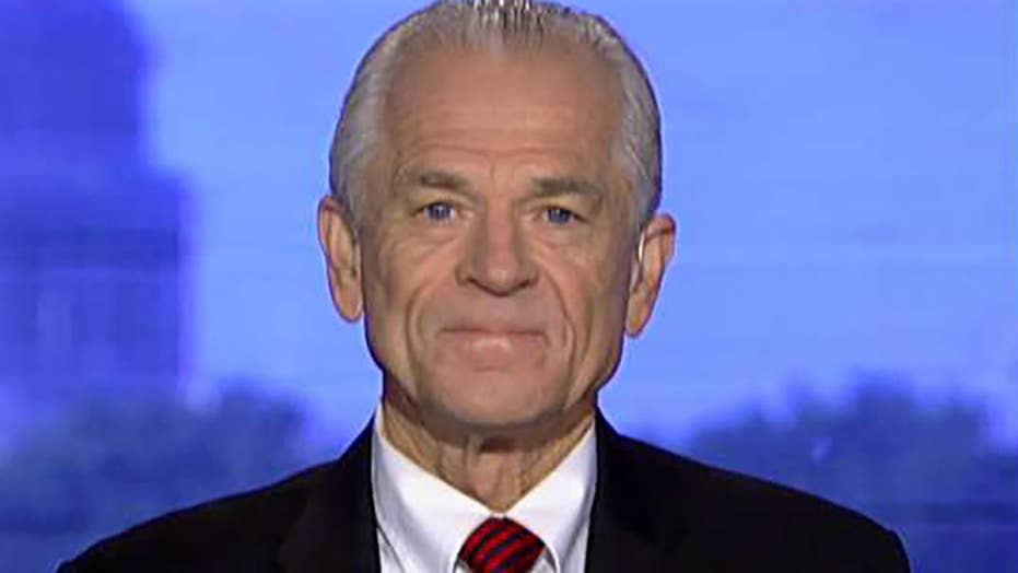 Peter Navarro: President Trump is delivering on his promise to 'Buy American, Hire American'