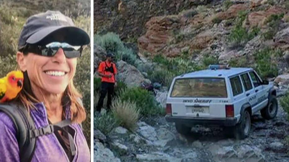 The daughter of missing camper talks about the frantic search for her mother.