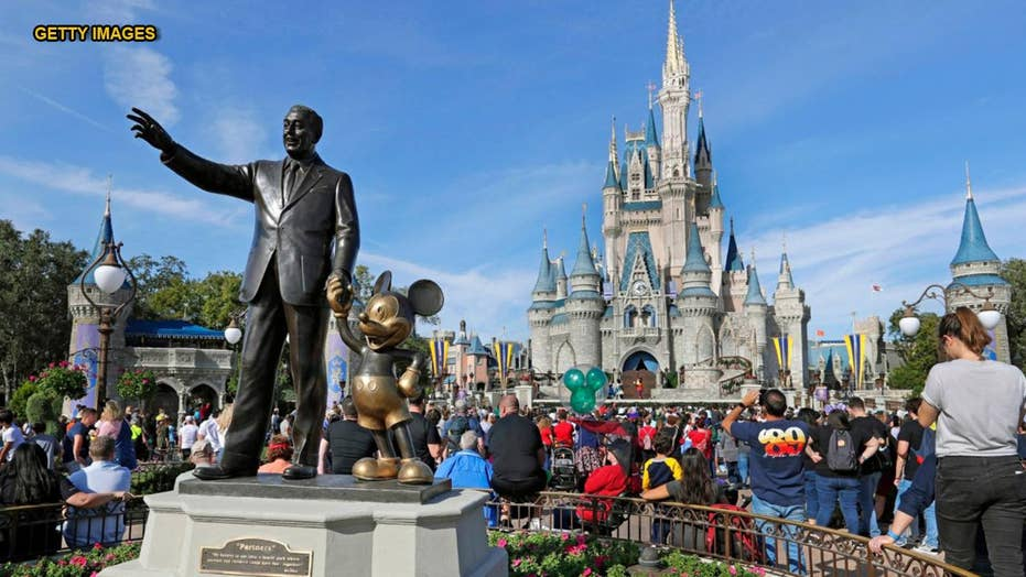 Disney heiress claims Disneyland employees are unhappy with working conditions