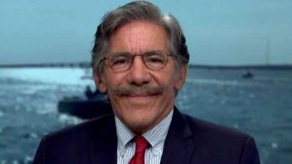 Geraldo Rivera on Trump's controversial tweets: It pains me to watch Trump take the low road