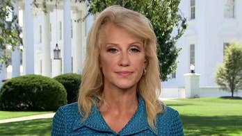 Kellyanne Conway says White House is sick and tired of people who don't respect America