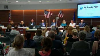 Pledge of Allegiance restored at city council meetings in St. Louis Park, Minnesota
