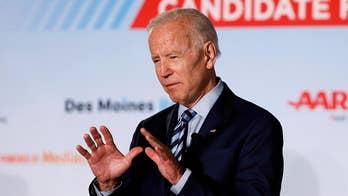 Joe Biden repeats Obamacare promise