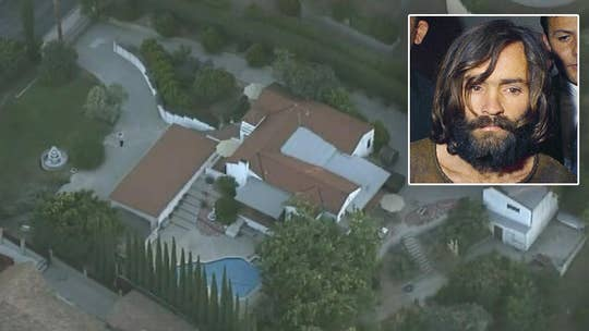 Infamous Los Angeles house where Manson family murdered the LaBianca couple goes up for sale