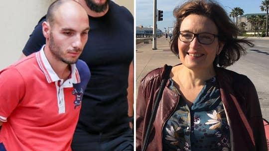 Suspect arrested in murder of American scientist in Greece