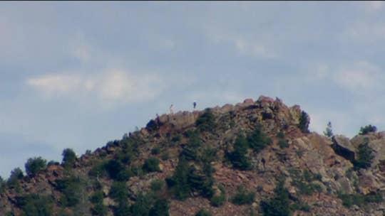 Hiker killed by lightning strike on Colorado trail