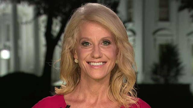 Kellyanne Conway says she is concerned about politicization, weaponization of the Hatch Act