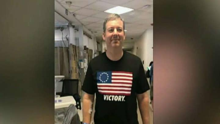 Ed Henry out of hospital after donating part of liver to sister