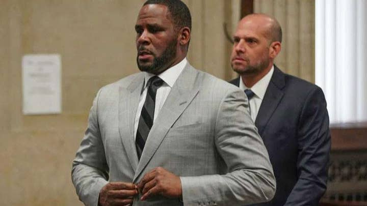 R&B singer R. Kelly denied bail after being indicted on multiple federal charges