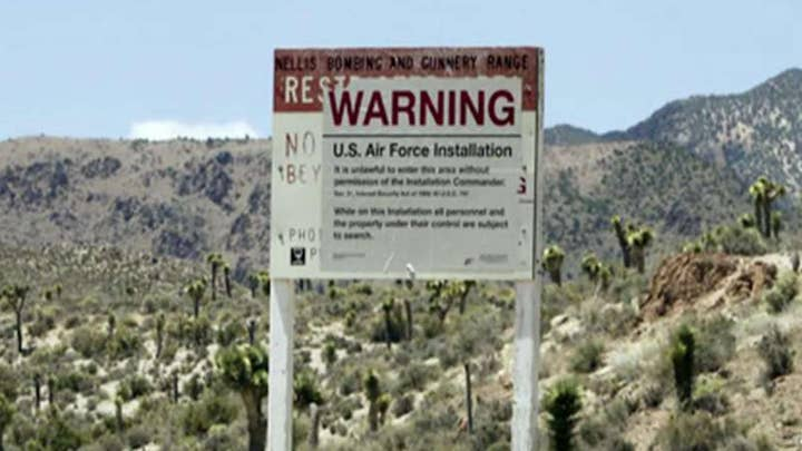 Feds warn alien-hunters against storming Area 51