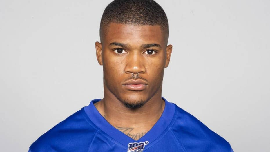New York Giants safety Kamrin Moore arrested for punching woman, stepping on her neck: police