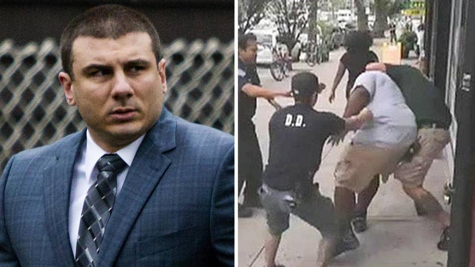 Eric Garner case: DOJ declines civil rights charges against police officer involved in death