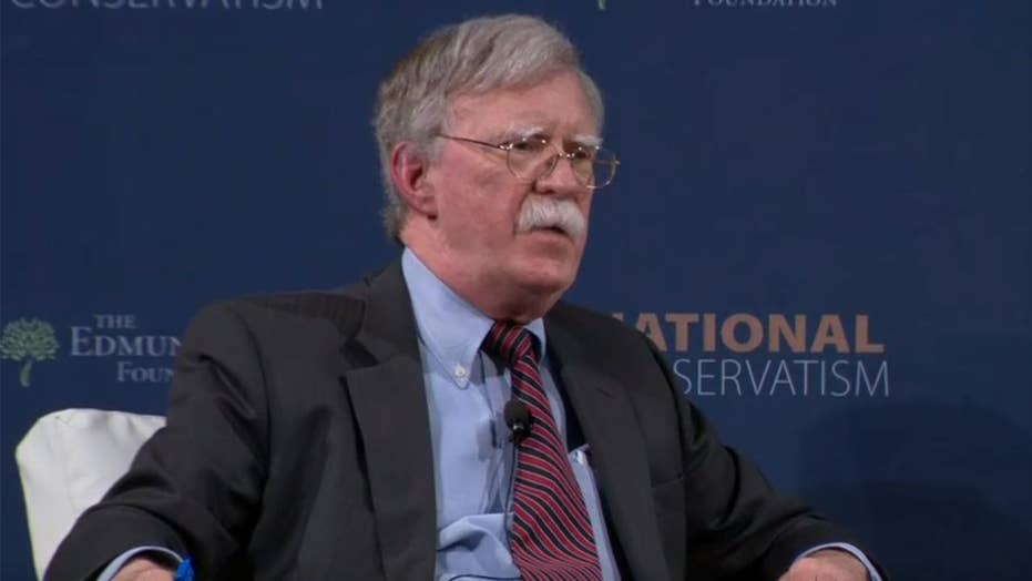 Bolton touts $100 billion defense spending hike from NATO allies after Trump push
