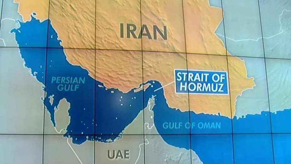 Report: US has 'suspicions' that Iran seized missing oil tanker