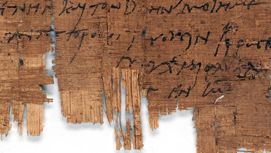 Newly discovered letter offers clues into how Christians lived 1,700 years ago