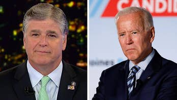 Sean Hannity challenges Joe Biden to a push-up contest