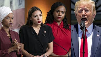 House votes to condemn what Democrats call 'racist' tweets from Trump against congresswomen