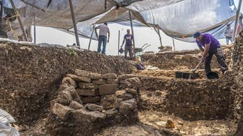 Huge 9,000-year-old Stone Age settlement, one of the largest in the world, discovered in Israel