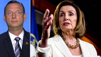 Rep. Collins: Pelosi's remarks on Trump's 'racist' comments were 'clearly over the line'