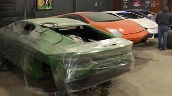Cops shut down fake Ferrari and sham Lamborghini business in Brazil