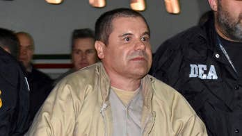 El Chapo sentenced to life in prison, shows no remorse in court