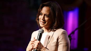 Kamala Harris tops Joe Biden in new poll