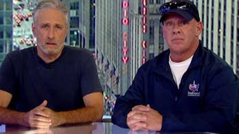Jon Stewart, John Feal blast Rand Paul, Mike Lee for blocking Senate action on 9/11 Victim Compensation Fund