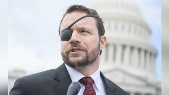 Rep. Dan Crenshaw rips Antifa demonstrators, blasts Portland protests as 'sad showing'