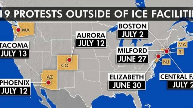 Washington ICE detention center attacker wrote 'I am Antifa' manifesto before confrontation
