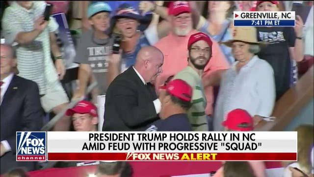 Image result for PHOTOS TRUMP NC RALLY