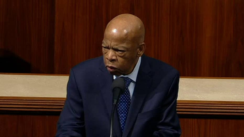 Rep John Lewis on Trump's tweets: I know racism when I see it