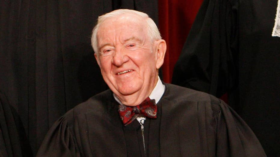 Former Supreme Court Justice John Paul Stevens dies