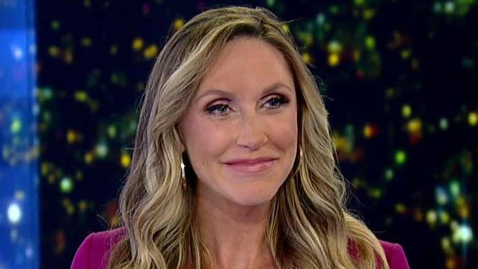 Lara Trump: Biden has realized he needs to move farther left to fit in with new Democrats