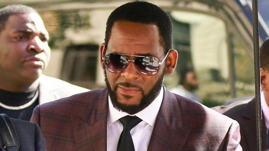 Judge denies R. Kelly bail on sex crime charges, ordering singer to remain in custody in Chicago
