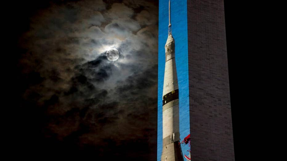 Apollo 11 fever grips nation on 50th anniversary of historic lunar mission