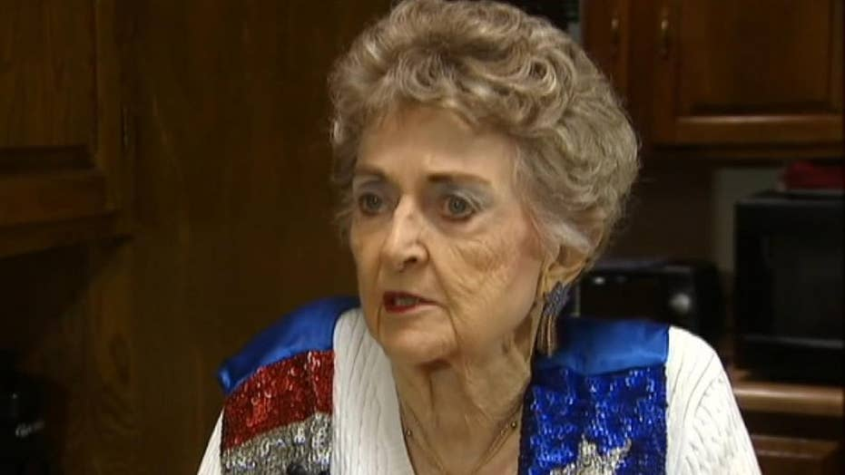 89-year-old 'Cookie Lady' who baked treats for US troops in poor health, family asks for prayers
