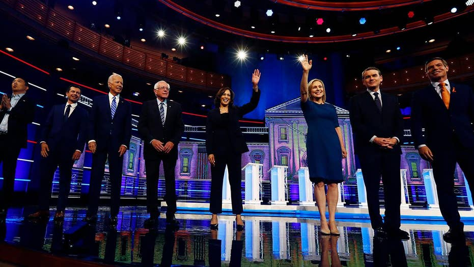 DNC set to release final list of qualifying candidates for second primary debate