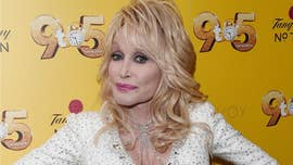 Dolly Parton has multiple tattoos 'to cover scars or things'