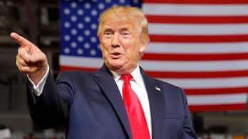 Trump: Rep. Omar blamed the US for 9/11 terrorist attacks