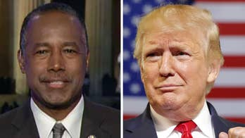 Ben Carson: I have never seen any evidence of Trump being a racist