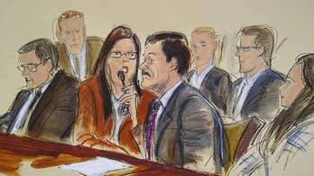 El Chapo sentenced to life in prison, being asked to forfeit $12.6 billion